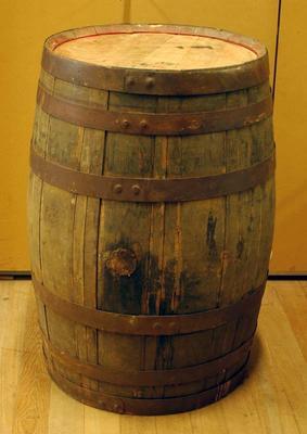 Barrel, Oil