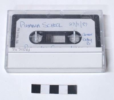 "Tape (""Pihama School"")"