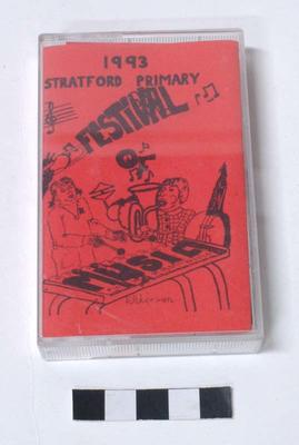 "Tape (""Stratford Primary Festival of Music"")"