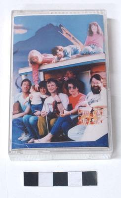 "Tape (""Taranaki Sunshine""); PA2006.130"