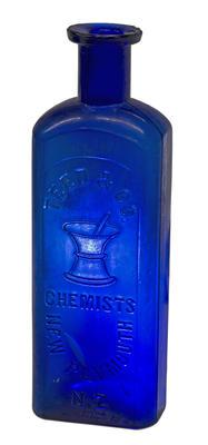Bottle, Chemist; A97.568