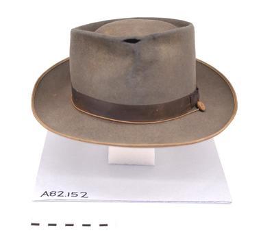 Hat, Pork Pie