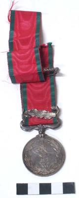 Medal, Turkish Crimea
