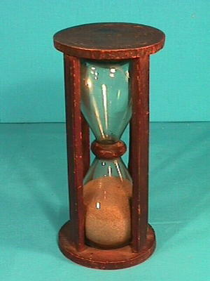 Clock, Sand