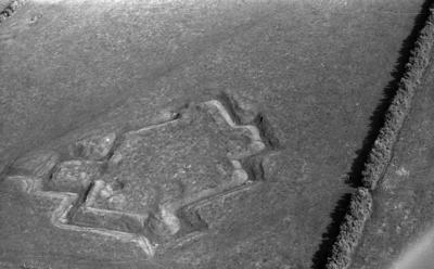 Kakaramea redoubt, Kakaramea