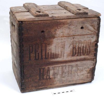 Box, Soda Syphon; 1912-1914; PA2008.101