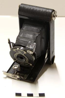 Camera, Folding; Circa 1912; A82.459