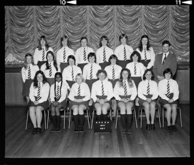 New Plymouth Girls High School, Class Group