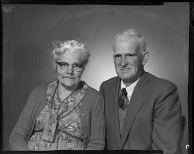 Ada and Frederick Bracegirdle