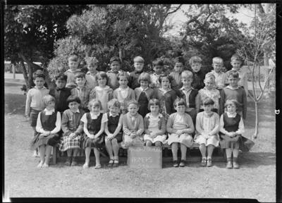 Rahotu School, Class Photos