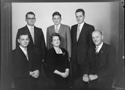 Gillbanks, Family