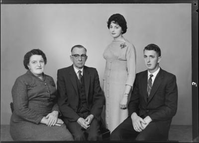 Gower, Family