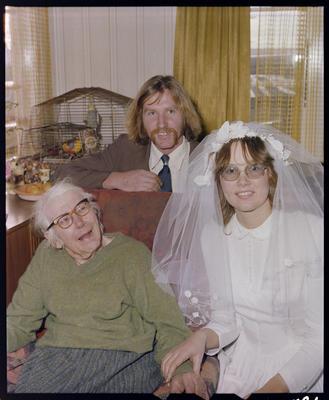 Liddall, Wedding