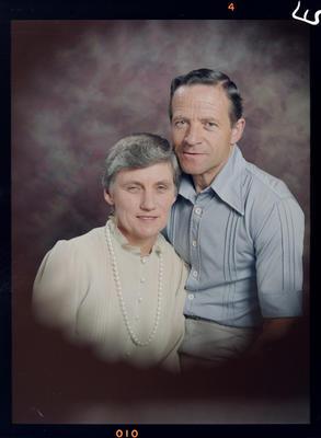 May and Eddie Bernet