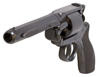 Revolver, Five Chambered