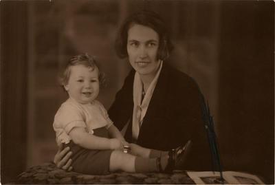 Unknown, Woman & Child