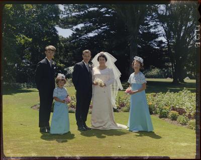 Grinlinton, Wedding