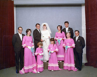 Redin, Wedding