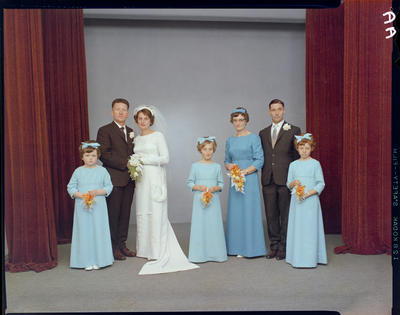 Sharkey, Wedding