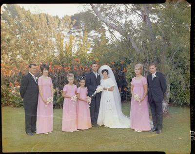 Jackson, Wedding