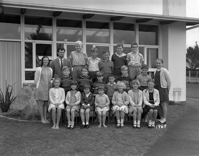 Dudley Rd School, Class Group