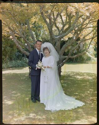 Fredrickson, Wedding