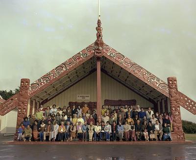 Maori Social Welfare, Group
