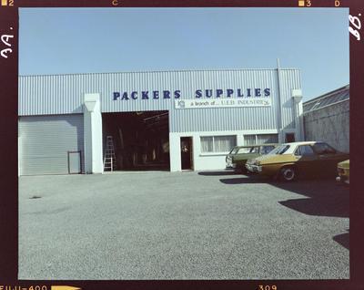 U.E.B. Industries, Exterior