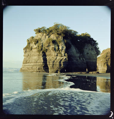 Tongaporutu, Landscape