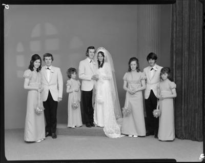 Day-Smith, Wedding