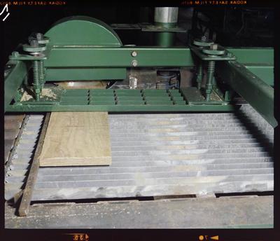 Toledo Industries, Equipment