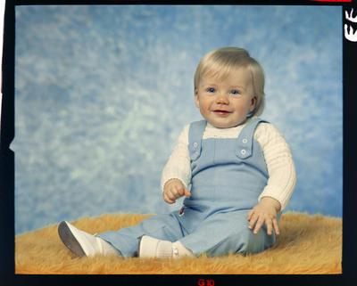 Allan, Infant
