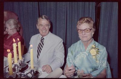 Ivon Watkins Dow, Couple
