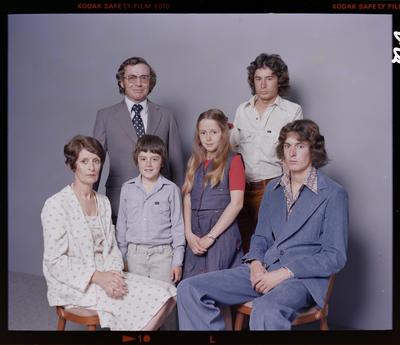 Saunders, Family