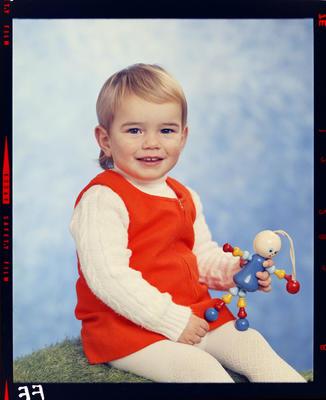 Harrison, Infant