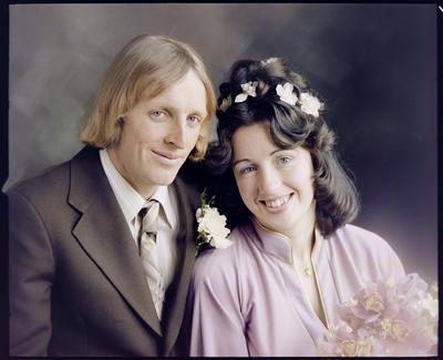 Hancock, Wedding