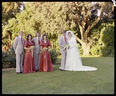 Stewart, Wedding