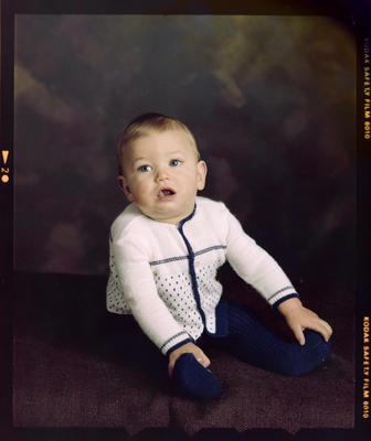 Christiansen, Infant