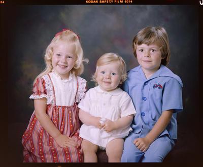 Rusbridge, Children
