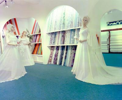 Haughtons Fabrics, Interior