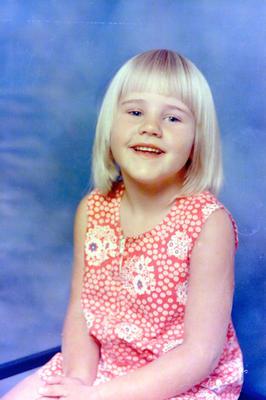 Merrilands Kindergarten, Girl