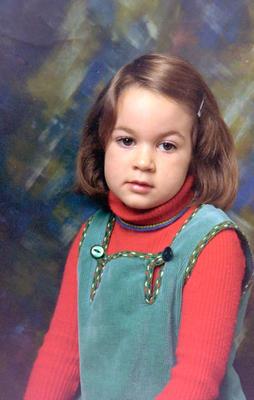 Devon Kindergarten, Girl