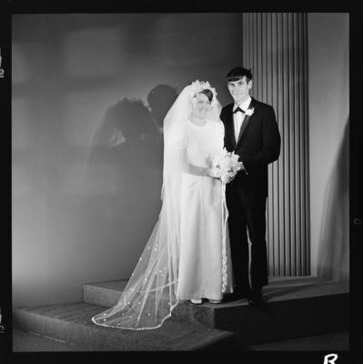 Johnston-Maindonald, Wedding