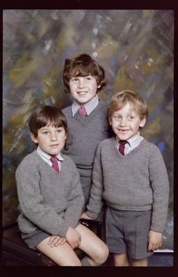 St Pius XV School, Children