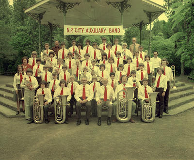 New Plymouth Auxiliary Band, Group