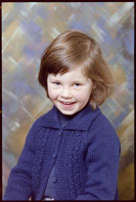Hurdon Kindergarten, Girl