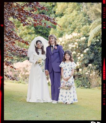 Waters, Wedding