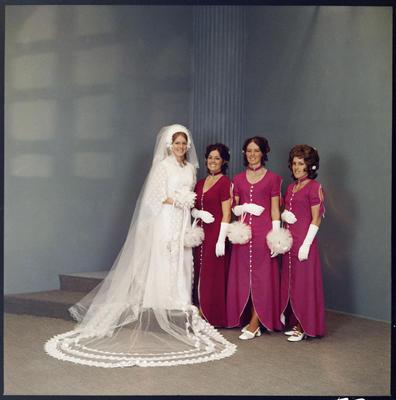 Aitken, Wedding