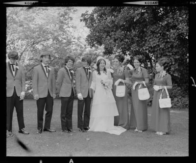 Young, Wedding