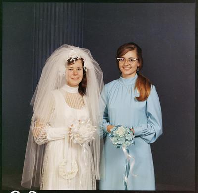 King-Chapman, Wedding